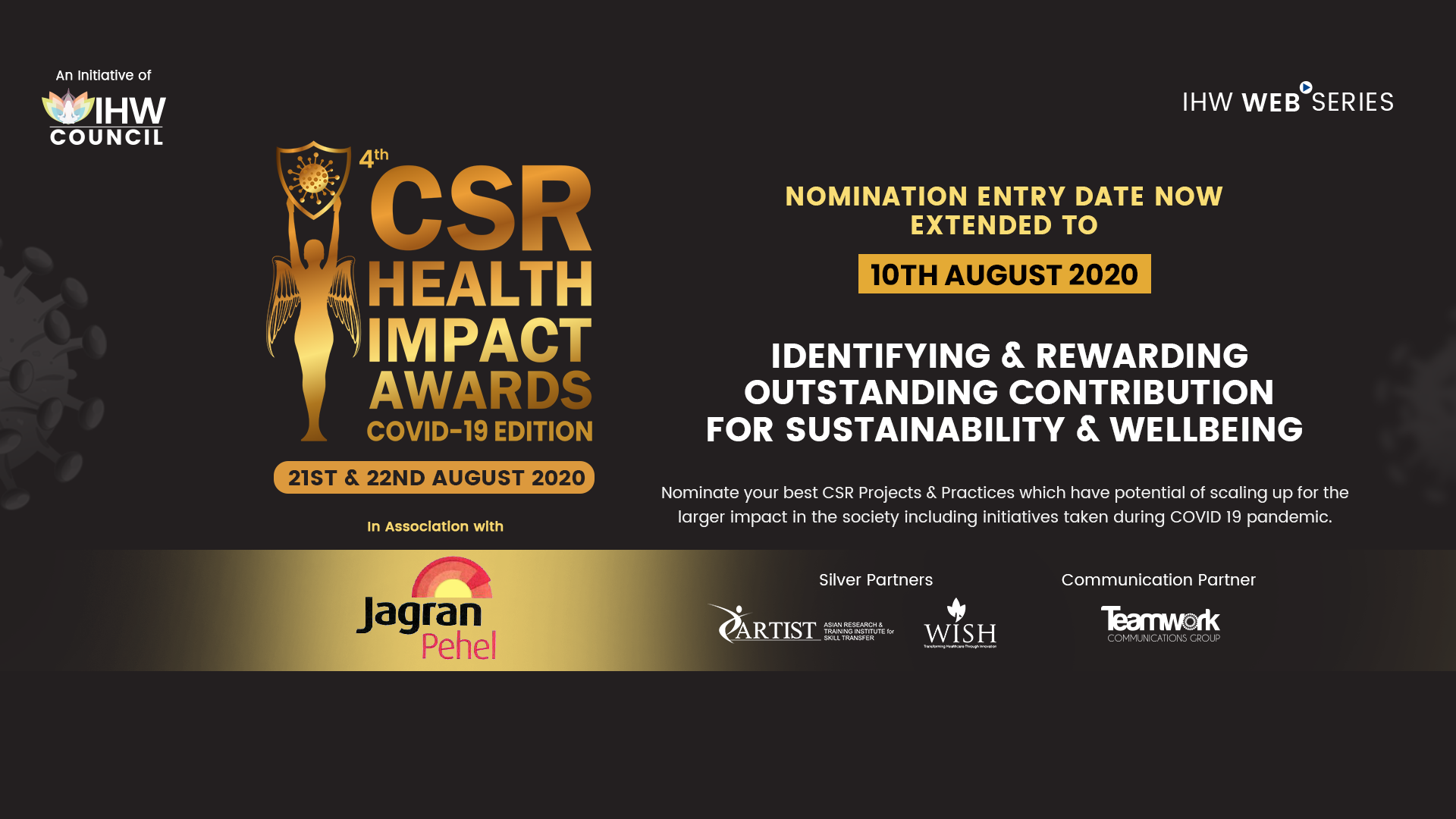 CSR Health Impact Awards